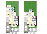 FLOOR PLAN OF 250 Sq yard BPTP ELITE FLOORS FARIDABAD