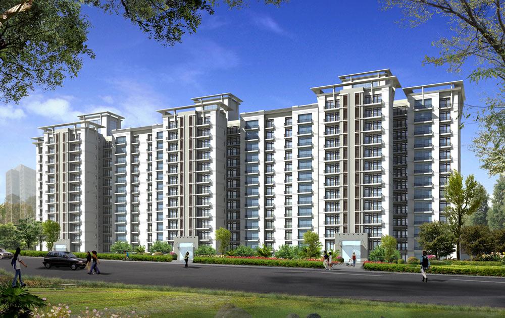 2bhk in omaxe new heights faridabad